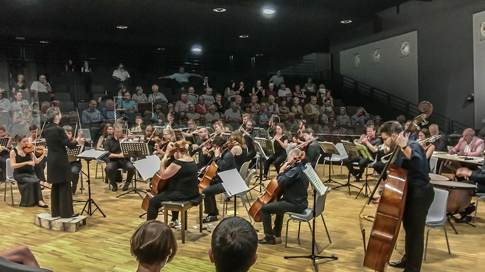 conducting competition concert