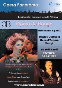 affiche journées européennes de l'opéra